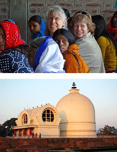 Visit Buddhist India